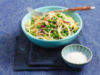 Prawn and Bacon Pasta recipe