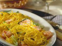 Prawn and Lemon Pasta recipe