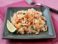 Prawn and Noodle Stir-fry recipe