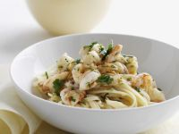 Prawn and Pasta Bowl recipe