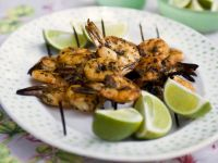 Prawn Kebabs with Citrus recipe