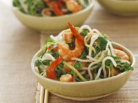 Prawn Noodle Bowls recipe