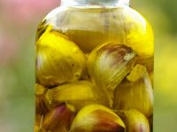 Preserved Cloves of Garlic recipe