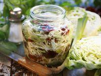 Preserved Fruit and Vegetable Jar