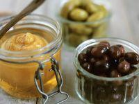 Preserved Lemons and Marinated Olives recipe