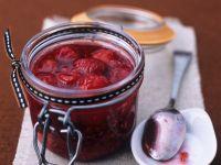 Preserved Raspberries recipe