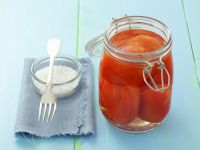 Preserved Tomatoes recipe