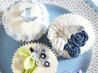 Pretty Flower Cupcakes recipe