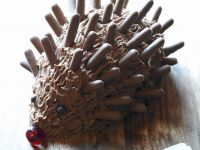 Prickly Animal Cake recipe