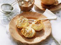 Profiteroles with Cream Filling recipe