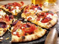Prosciutto Gourmet Pizza recipe