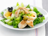 Protein Salad Bowl recipe