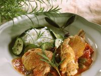 Provencal Chicken recipe