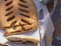 Provencal Fruit-filled Flatbread recipe