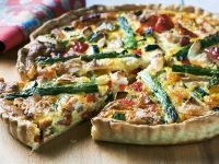 Veggie Quiche recipe