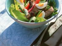 Provence-style Salad Bowl recipe
