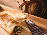 Prune Strudel with Quark recipe