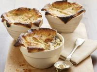Puff Pastry Chicken Pot Pies recipe