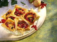 Puff Pastry Fruit Tarts recipe