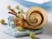 Puff Pastry Snail recipe