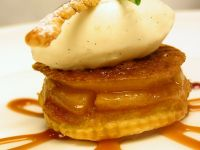 Puff Pastry Tart with Apple recipe