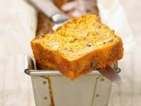 Pumpkin and Bacon Bread recipe