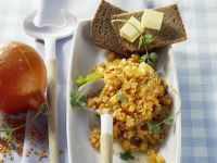 Pumpkin and Lentil Salad recipe