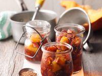 Pumpkin and Orange Chutney recipe