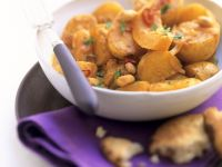 Pumpkin and Potato Curry recipe
