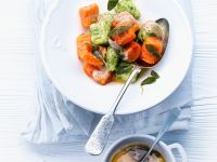 Pumpkin and Potato Gnocchi with Sage Butter recipe