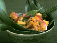 Pumpkin and Red Onion Casserole recipe