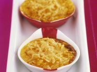 Pumpkin and Rice Gratin recipe
