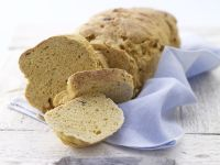Pumpkin Bread with Pumpkin Seeds recipe