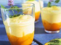 Pumpkin Caramel Cream Dessert Cups