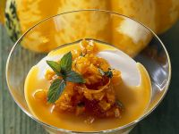 Pumpkin Caramel Mousse recipe