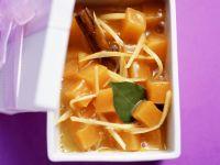 Pumpkin Confit recipe
