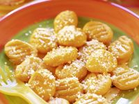 Pumpkin Gnocchi recipe