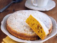 Pumpkin Pie with Amaretti recipe
