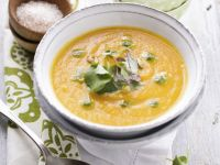 Pumpkin Soup with Orange recipe