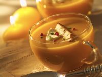 Pumpkin Veloute recipe
