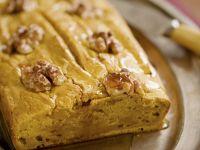 Pumpkin Walnut Bread recipe