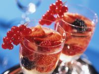 Punch with Berries recipe