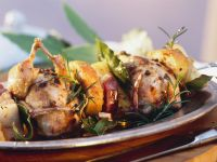Quail Kebabs recipe