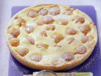 Quark and Apricot Tart recipe