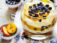 Quark and Fruit Parfaits recipe