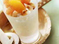 Quark Pudding with Grapefruit and Orange recipe