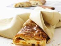 Pastry Stuffed with Soft Cheese recipe