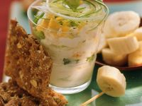 Quark with Egg and Horseradish recipe
