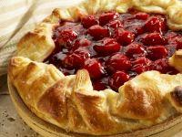 Quick Easy Cherry Tart recipe