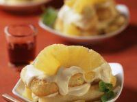 Quick Pineapple Tiramisu Dessert recipe
